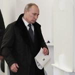"""Putyin """"nagylelkű"""": """"tisztességes elnökválasztást"""" ígért az ellenzéknek"""
