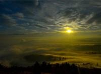 Mínusz 9 fokig is lehűlhet a levegő jövő héten