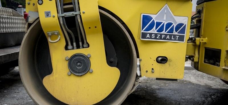 Afrikai útépítésről szóló reklámfilmben tűnik fel a Duna Aszfalt