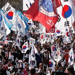 Húsz év börtönt kapott a volt elnök strómanja Dél-Koreában