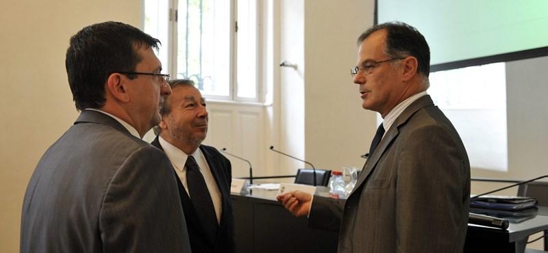 Nem dobta vissza Matolcsy leckéjét a Költségvetési Tanács