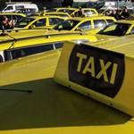 A taxisok nagy része már bevásárolt online kasszából