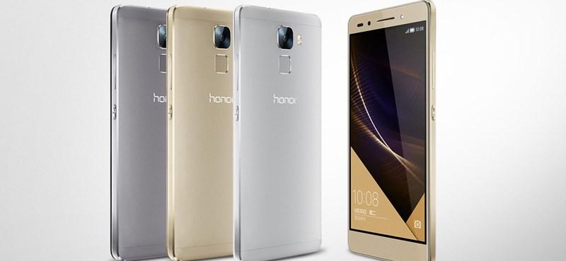 Ebből a telefonból 1667 darabot adott el a Huawei – másodpercenként