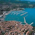 Szlovénia épít magának három szigetet az Adriai-tengeren