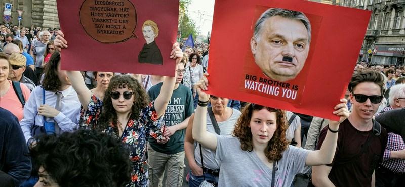 Meghirdették az újabb ellenzéki tüntetést