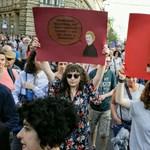 Így néz ki a Kossuth téri tömeg madártávlatból - fotó