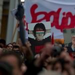 Ez volt a nap: Orbán és Schmitt a civilek célkeresztjében - galéria