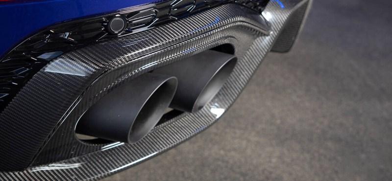 3,4 másodperc alatt 0-ról 100-ra, ezt tudja az új Audi RSQ8-R divatterepjáró