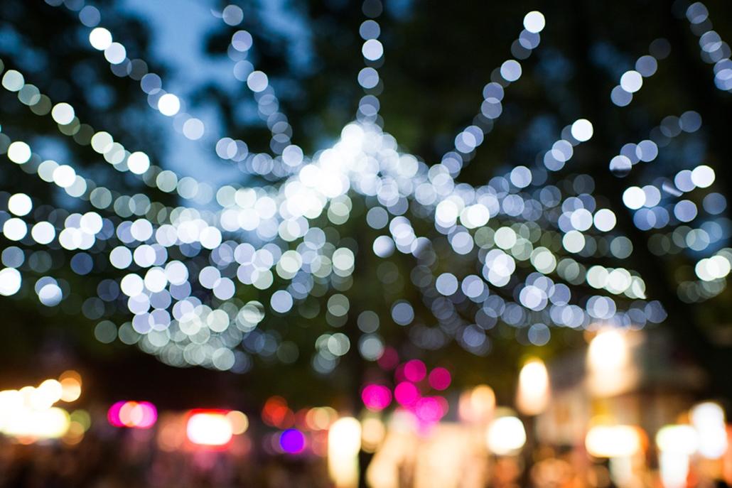 Sziget Fesztivál 2012, látás, 5 érzékszerv