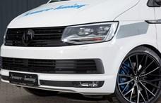 Sportosabb dízel dobozos: szolid tuningot kapott a VW Multivan