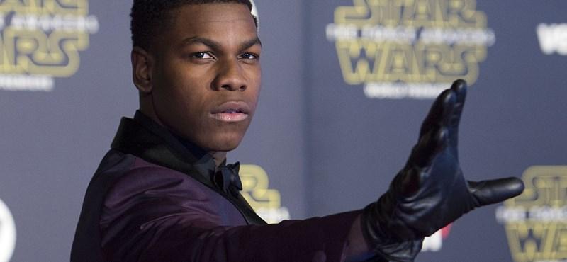 Kalandosan ért oda filmje premierjére a Star Wars-hős