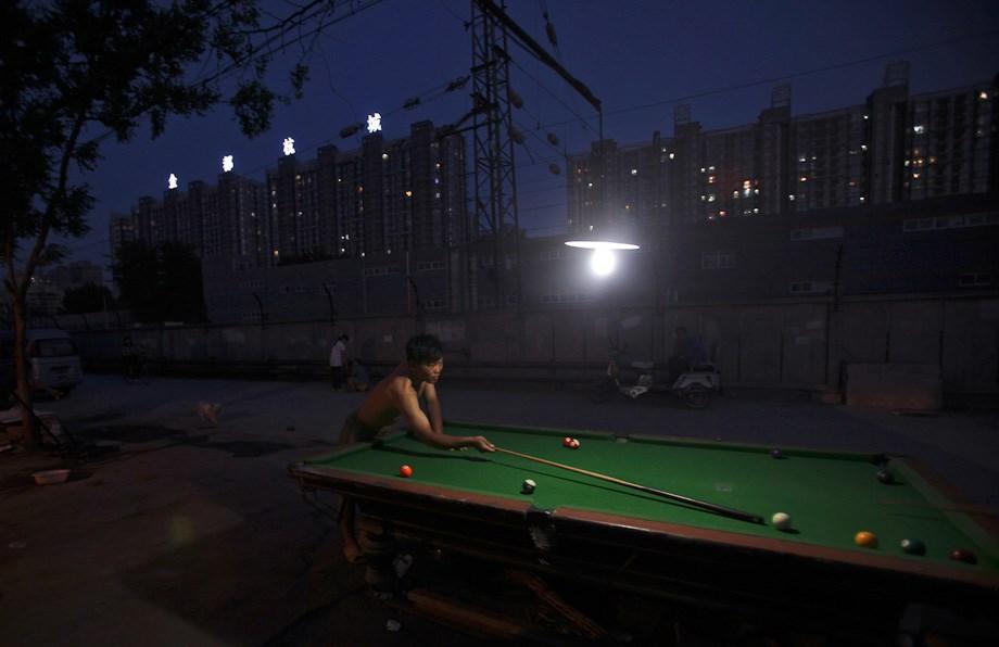 Élet a kínai sikátorokban - Nagyítás fotógaléria