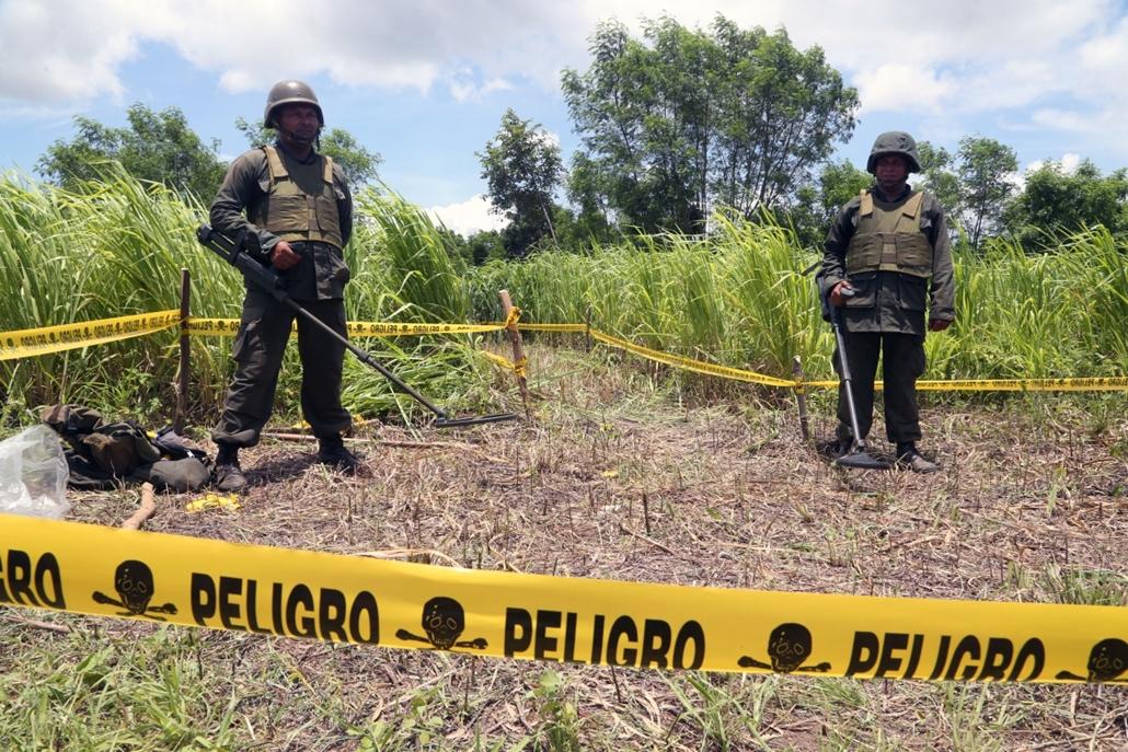 afp.14.09.08. - Managua, Nicaragua: meteor csapódott be - meteorbecsapódás