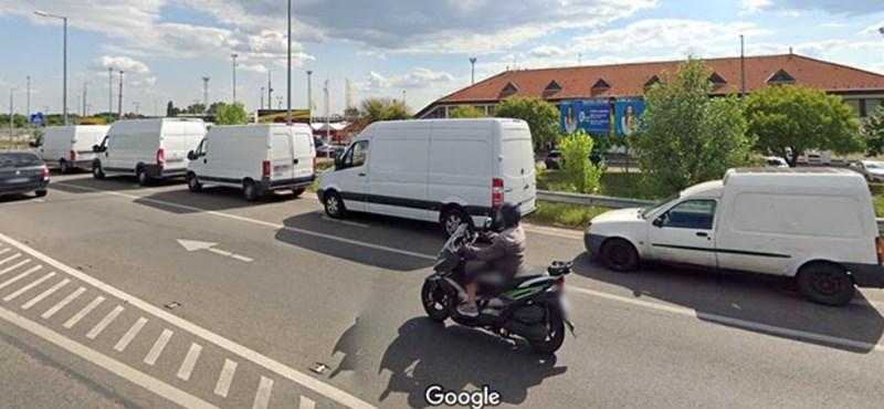 Véget vetnének a fővárosi Nagybani Piacnál feltorlódó végtelen furgonsornak