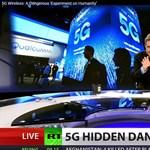 """""""5G-apokalipszis"""" agyrákkal: van mitől félni, vagy ezt csak Putyin szakácsa főzte ki?"""