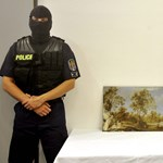 Hiánytalanul előkerültek a Budáról ellopott festmények