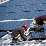 Napelemparkot építenek Debrecen külvárosában