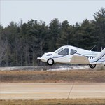 Repülő autót tesztelnek az USA-ban