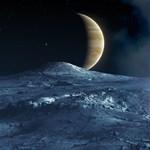 Gejzírként lövellte a vizet a Jupiter Európa nevű holdja