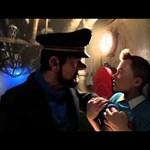 Egyre több jelenet szivárog ki Spielberg új szuperprodukciójából - videó