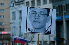 Kuciak-gyilkosság: 36 szlovák városban tüntettek