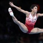 Nyolcadik olimpiájára készülhet a tornászlegenda