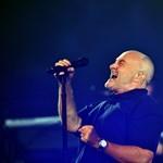 Phil Collins nagyot esett