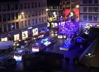 Újra megnyílt a strasbourgi karácsonyi vásár