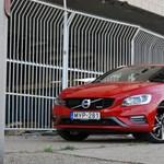 Volvo V60 R-Design-teszt: ezt nem fogják cégautónak nézni
