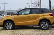Esztergomi üdvözlet: beültünk a legújabb hibrid Suzuki Vitarába