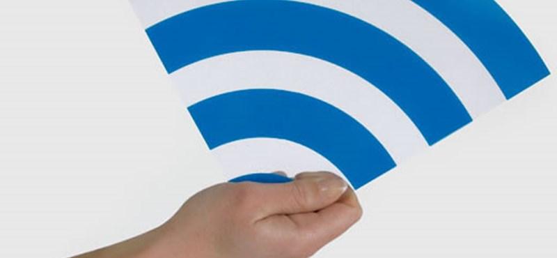 Ingyen wifi lesz több nagyvárosban