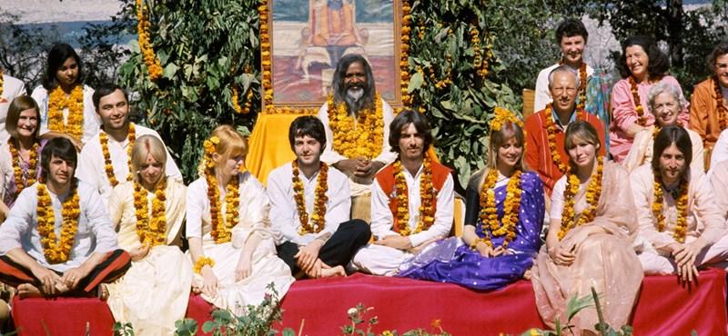 A csodajógi és a Beatles