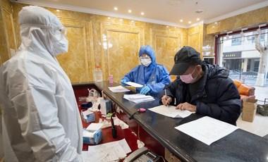 Szentpéterváron házhoz rendelhető a koronavírus-teszt mintavétele