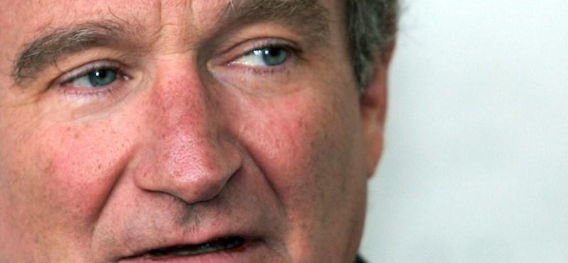 Nyilvánosságra hozta Robin Williams féltett titkát a felesége