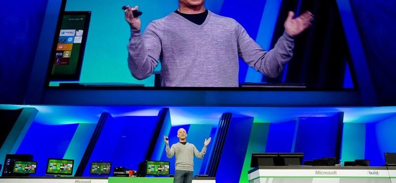Windows 8 - PC-n kudarc lesz?