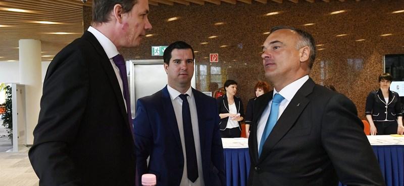 Kulcsár Krisztián a MOB új elnöke