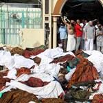 """Mekkai tragédia: merész állításokat hozott le egy libanoni lap az """"igazságról"""""""