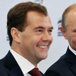 Putyinék 50 százalékot érhetnek el a választásokon