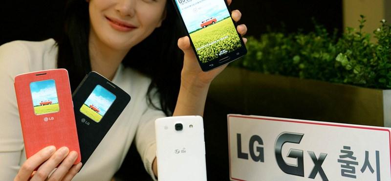Nagyot bukott az LG a megtáltosodott vonon