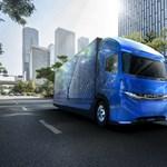 A Daimler megcsinálta az elektromos kamiont, amivel már lehetne kezdeni valamit