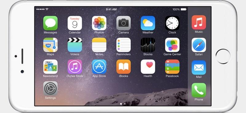 Ez nekünk rossz hír: hatalmas az érdeklődés az új iPhone-ok iránt