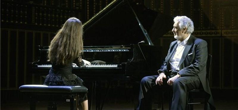 Plácido Domingo nagy jövőt jósol a Virtuózok tehetségeinek