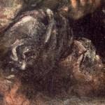 Tiziano arcképe Tiziano festményén bujkált