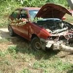 Megvette az autót a hajdúhadházi férfi, 24 órán belül összetörte