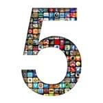 900 ezer alkalmazással később - 5 éves az App Store
