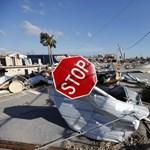 Apokaliptikus pusztítást végzett Michael – fotók, videók