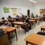 Középiskolai felvételik: tíz év leggyengébb matekeredménye született