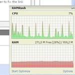 Ingyenes RAM-optimalizáló