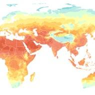 Ijesztőbb a figyelmeztetéseknél: nézze meg interaktív térképen a klímaváltozás hatását