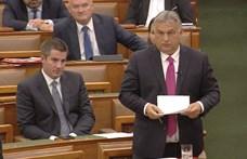 Rendkívüli parlamenti ülést tartanak a jövő héten